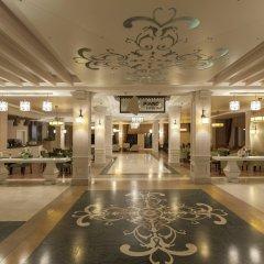 Seher Resort & Spa Турция, Сиде - отзывы, цены и фото номеров - забронировать отель Seher Resort & Spa - All Inclusive онлайн интерьер отеля