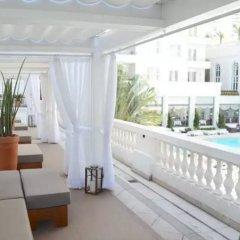 Отель Belmond Copacabana Palace балкон