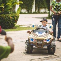 Отель Villas In Pattaya Green Residence Jomtien Beach Паттайя детские мероприятия фото 2