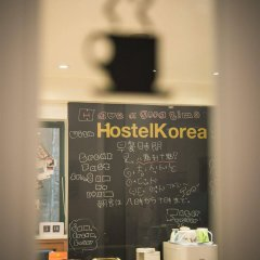 Hostel Korea - Original Сеул питание фото 3