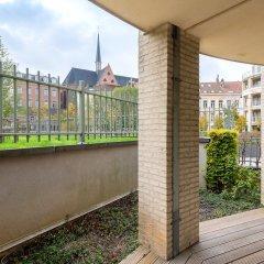 Отель Europea EU Parliament Terrace Residence Бельгия, Брюссель - отзывы, цены и фото номеров - забронировать отель Europea EU Parliament Terrace Residence онлайн вид на фасад
