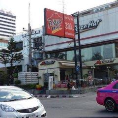 Отель P.O. Guesthouse Pattaya Beach парковка
