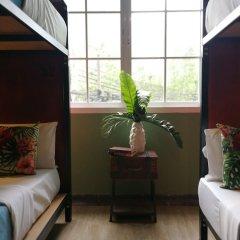 Miami Hostel Sukhumvit интерьер отеля