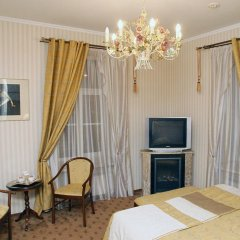 Трезини Арт-отель комната для гостей фото 3