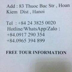 Hanoi Asia Guest House Hotel Ханой фото 3