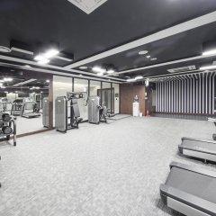 Отель Tmark Grand hotel Myeongdong Южная Корея, Сеул - отзывы, цены и фото номеров - забронировать отель Tmark Grand hotel Myeongdong онлайн фитнесс-зал фото 2