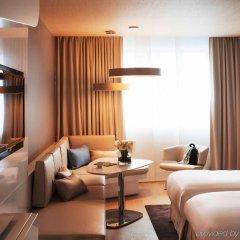 Отель Pullman Brussels Centre Midi Бельгия, Брюссель - 4 отзыва об отеле, цены и фото номеров - забронировать отель Pullman Brussels Centre Midi онлайн комната для гостей