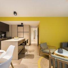 Отель Hilton Garden Inn Brussels City Centre Бельгия, Брюссель - 4 отзыва об отеле, цены и фото номеров - забронировать отель Hilton Garden Inn Brussels City Centre онлайн в номере фото 2