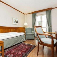 Отель Elite Hotel Residens Швеция, Мальме - 1 отзыв об отеле, цены и фото номеров - забронировать отель Elite Hotel Residens онлайн комната для гостей фото 5