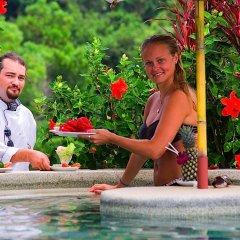 Отель Pacific Club Resort фитнесс-зал фото 2