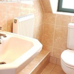 Отель City Centre Townhouse Великобритания, Эдинбург - отзывы, цены и фото номеров - забронировать отель City Centre Townhouse онлайн ванная