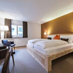 Отель Donatz Швейцария, Самедан - отзывы, цены и фото номеров - забронировать отель Donatz онлайн комната для гостей
