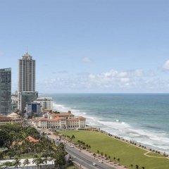 Отель Shangri La Colombo пляж фото 2