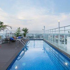 Отель Sunline Paon Hotel Вьетнам, Ханой - отзывы, цены и фото номеров - забронировать отель Sunline Paon Hotel онлайн бассейн