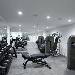 Hotel Mar Azul - Только для взрослых фитнесс-зал
