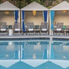 Отель W Los Angeles - West Beverly Hills фитнесс-зал фото 4