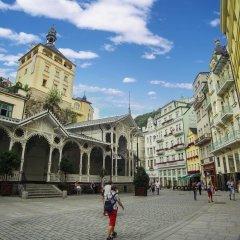 Отель Spa Hotel Purkyně Чехия, Карловы Вары - отзывы, цены и фото номеров - забронировать отель Spa Hotel Purkyně онлайн фото 2