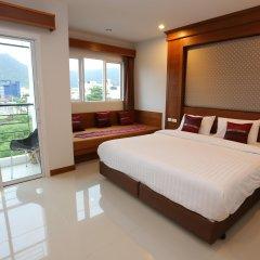 Отель Rojjana Residence комната для гостей