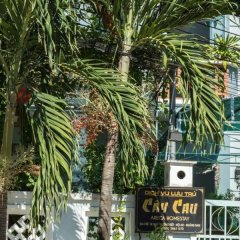 Отель Areca Homestay Вьетнам, Хойан - отзывы, цены и фото номеров - забронировать отель Areca Homestay онлайн приотельная территория