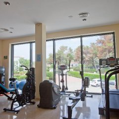 Hotel Santo Tomas Эс-Мигхорн-Гран фитнесс-зал фото 3