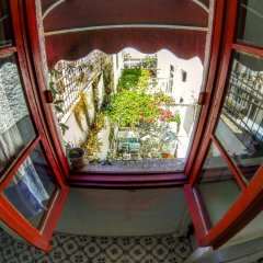 Отель Afet Hanim Konagi Чешме балкон