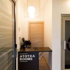 Отель Atotxa Rooms Сан-Себастьян интерьер отеля