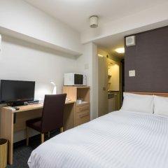 Отель Flexstay in platinum Япония, Токио - отзывы, цены и фото номеров - забронировать отель Flexstay in platinum онлайн комната для гостей фото 5