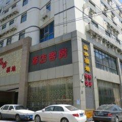 Suzhou Pinzhen Fudi Hotel парковка