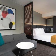 Отель Adina Apartment Hotel Leipzig Германия, Лейпциг - отзывы, цены и фото номеров - забронировать отель Adina Apartment Hotel Leipzig онлайн комната для гостей фото 2