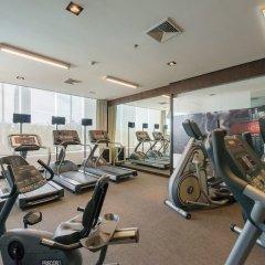 Отель A-One Motel Бангкок фитнесс-зал