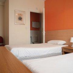 Euro Hotel Clapham комната для гостей фото 5