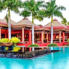 Отель Sheraton Fiji Resort Фиджи, Вити-Леву - отзывы, цены и фото номеров - забронировать отель Sheraton Fiji Resort онлайн бассейн фото 2