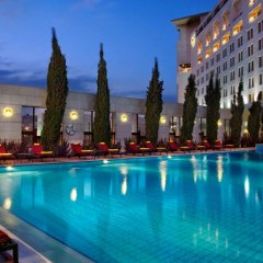 Sheraton Amman Al Nabil Hotel бассейн фото 2