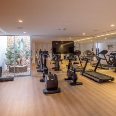 Ca Na Xica - Hotel & Spa фитнесс-зал