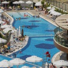 Dream World Resort & Spa Турция, Сиде - отзывы, цены и фото номеров - забронировать отель Dream World Resort & Spa - All Inclusive онлайн бассейн