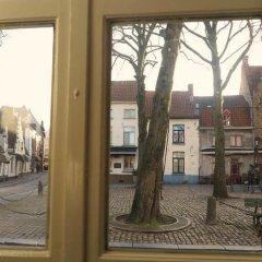 Отель B&B Den Witten Leeuw балкон