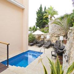 Отель Mirador de Dalt Vila Испания, Ивиса - отзывы, цены и фото номеров - забронировать отель Mirador de Dalt Vila онлайн бассейн фото 3