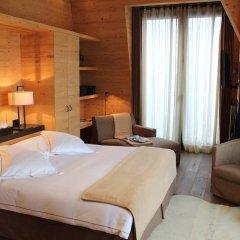 Отель Unique Hotel Post Швейцария, Церматт - отзывы, цены и фото номеров - забронировать отель Unique Hotel Post онлайн комната для гостей фото 3