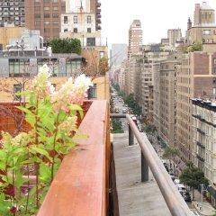 Отель Plum Guide - The Presidential США, Нью-Йорк - отзывы, цены и фото номеров - забронировать отель Plum Guide - The Presidential онлайн балкон