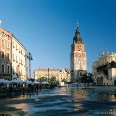 Отель Novotel Kraków City West фото 4