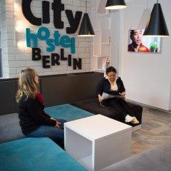 Отель Cityhostel Berlin в номере фото 2