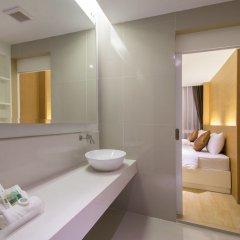 Отель Hamilton Grand Residence Таиланд, На Чом Тхиан - отзывы, цены и фото номеров - забронировать отель Hamilton Grand Residence онлайн ванная фото 2