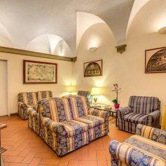 Отель Botticelli Hotel Италия, Флоренция - отзывы, цены и фото номеров - забронировать отель Botticelli Hotel онлайн комната для гостей фото 4