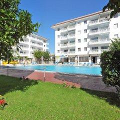 Отель Апарт-Отель Europa Испания, Бланес - 2 отзыва об отеле, цены и фото номеров - забронировать отель Апарт-Отель Europa онлайн бассейн фото 2