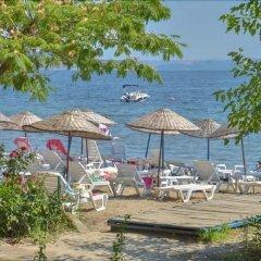 Отель Ener Blue Otel Мармара пляж фото 2