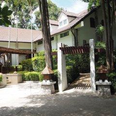 Woodlands Hotel & Resort Паттайя парковка
