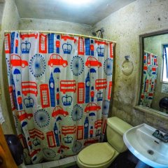 Baja's Cactus Hostel Кабо-Сан-Лукас ванная фото 2