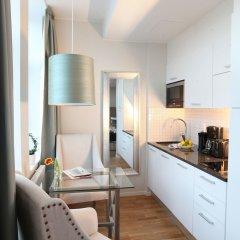 Апартаменты Biz Apartment Gardet Стокгольм в номере фото 2