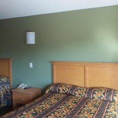 Отель Budget Inn Motel США, Сан-Габриел - отзывы, цены и фото номеров - забронировать отель Budget Inn Motel онлайн комната для гостей фото 2