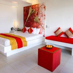 Отель Theva Residency комната для гостей фото 2
